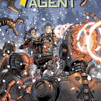 How Fear Agent Brought Sci-Fi Back To Comics &#8211 The Bleeding Cool Interview With Rick Remender and Tony Moore