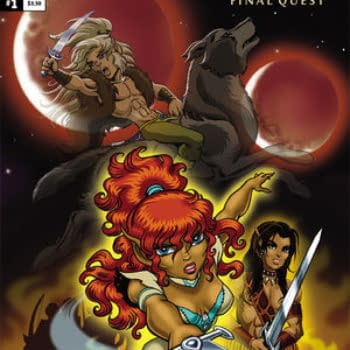 Five Things You Need to Know About Elfquest – Plus Extras from Final Quest #1