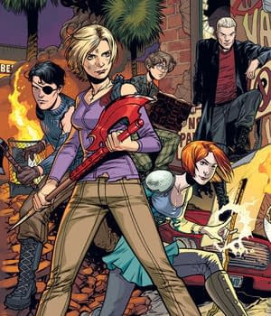 The Buffy Season 10 Panel At Wizard World Portland Brings Out All The Talent