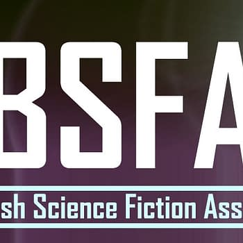The Shortlist Has Been Announced For the British Science Fiction Association Awards