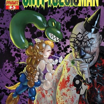 Exclusive Extended Previews &#8211 Cryptozoic Man #3 and Lil Vampi
