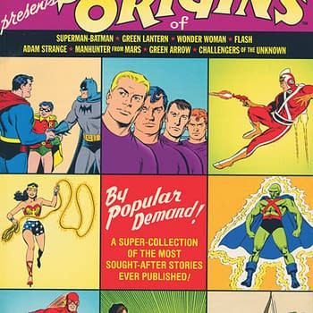 Secret Origins The New Ongoing From DC Comics