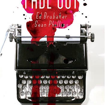 Ed Brubaker And Sean Phillips Sign A Five Year Deal With Image Comics And Announce Fade Out &#8211 Updated
