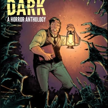 IDW Goes In The Dark For New Horror Anthology