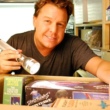 The Toy Hunter Returns To The Travel Channel Tonight