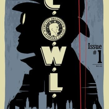 Looking Under the C.O.W.L. with Kyle Higgins at Image Expo