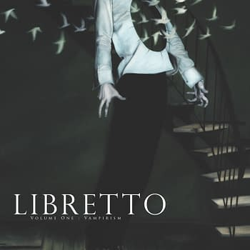 44Flood's First IDW Project Has A Bite – Libretto Volume1: Vampirism