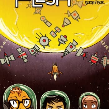 Ryan North And The Rest Of The Adventure Time Team's Midas Flesh Sells Out Of 12,000 Print Run