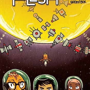 Ryan North And The Rest Of The Adventure Time Teams Midas Flesh Sells Out Of 12000 Print Run