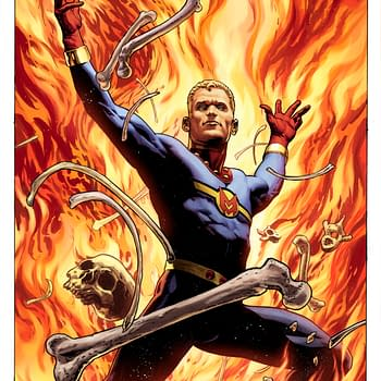 Is That Miracleman&#8230 Or Randy Orton