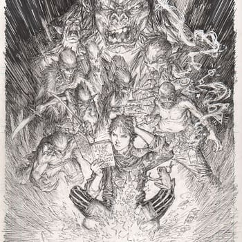 Marc Silvestri Draws The Magi In High Res
