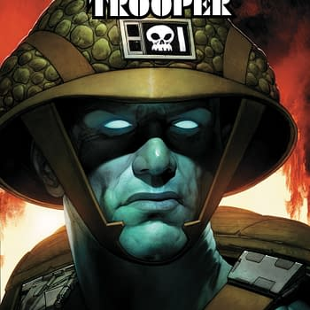 A New Beginning For Rogue Trooper