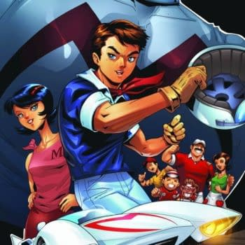 Speed Racer Rights Revert To Tatsunoko After Lawsuit Settled