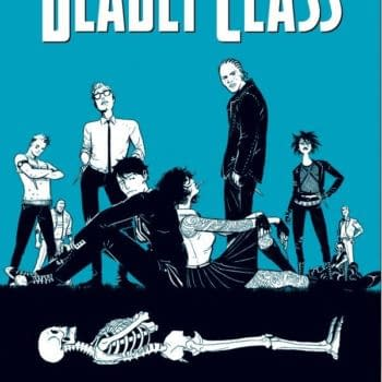 Rick Remender Tops Advance Reorder List With Deadly Class And Black Science – Dead Body Road Follows Close Behind