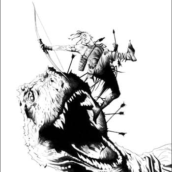 Enter The Turok / Jae Lee Contest For Fans And Retailers &#8211 Details Here