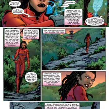 Advanced Preview Of Unity #5 As A New Story Arc Begins