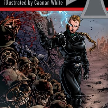 Avatar Press Solicitations For April 2014 Including Caliban &#8211 A New Series By Garth Ennis