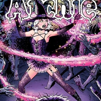 Archie Comics Solicitations For April 2014 &#8211 Includes The First Afterlife With Archie Trade