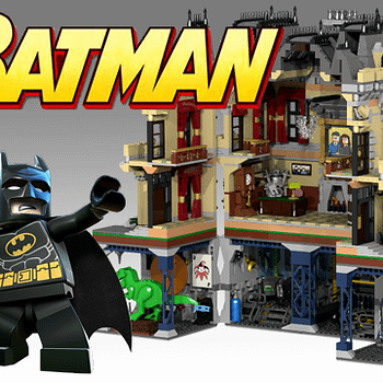 Thursday Runaround &#8211 Wayne Manor In Lego Hawkeye In Cake