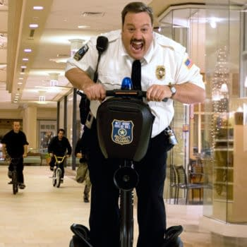 That Eagerly Awaited Paul Blart: Mall Cop Sequel Is Finally On Its Way