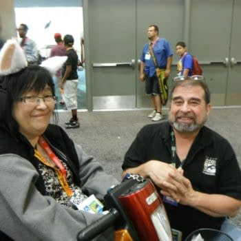 Can We All Help Clydene Nee, The Face Of Artists Alley At San Diego Comic Con (UPDATE)