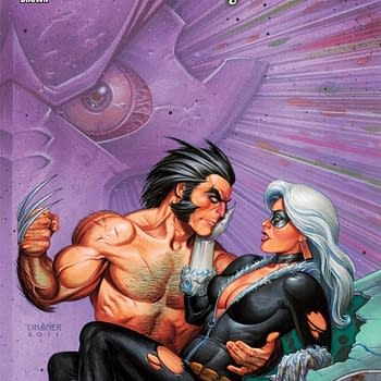 Wolverine/Black Cat: Claws III On Its Way From Joseph Michael Linsner Maybe In 2015