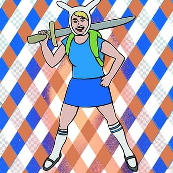 Cosplayers &#8211 A New Dash Shaw Comic From Fantagraphics With A Touch Of Adventure Time