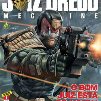 Brazil Now Has Its Own Judge Dredd Megazine – And It's 'Damn Magnetic' For Readers
