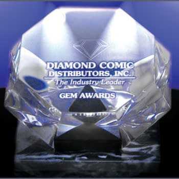 Image Comics Wins Publisher Of The Year At Diamond Awards