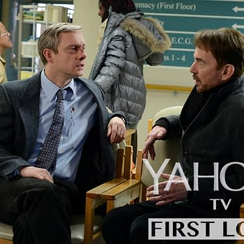 First Images From New FX Dramas Fargo And The Strain