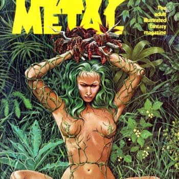 Heavy Metal Bought As A Brand For TV And Movies, And Transformed Into A Print-And-Digital Quarterly Magazine