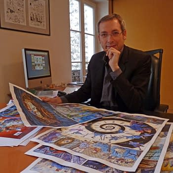Paris To Get Its Very Own Comics Art School Funded By Guy Delcourt