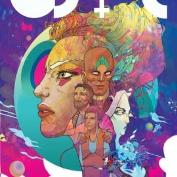 The Look Of Christian Ward's Ody-C, With The Cover For Issue 1