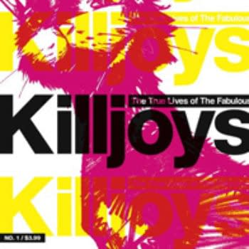 Pop Culture Hounding Gerard Way About All Ages Comics and Killjoys