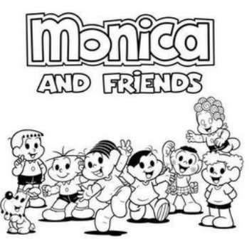Monica's Gang To Become Monica And Friends In The USA