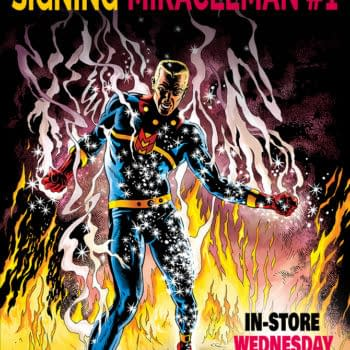 Things To Do In London This Week If You Like Comics – Miracleman And Numbercruncher