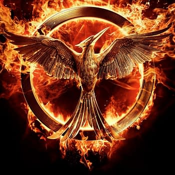 First Teaser Poster For The Hunger Games: Mockingjay