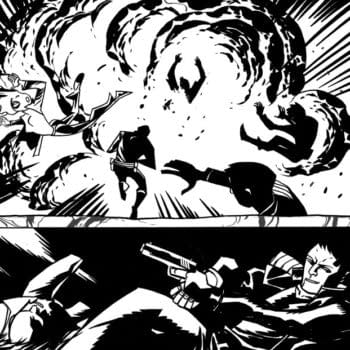 Michael Oeming's Art From Artifacts