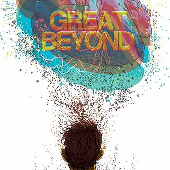 The Great Beyond Paradigms And Cerulean &#8211 Three Books From Nick Spencer At Image Expo &#8211 Updated