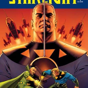 Mark Millar on Starlight, Netflix, Martin Scorsese, Marvel Superhero Movies and the Magic Wish Glove