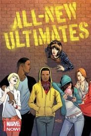 Marvel Reinvents The Ultimate Universe As All-New Ultimates Miles Morales: Ultimate Spider-Man And Ultimate FF (UPDATE)