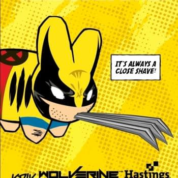 Cover Variance: Wolverine Labbit Vs My Little Pony – Who'd Win?
