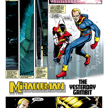 The Marvelman Story Never Reprinted Until Today