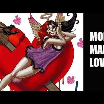 A Comic Show &#8211 Harleys Mad Love