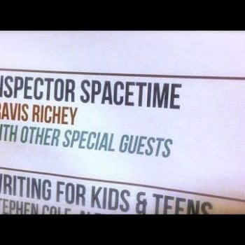Tony Lee To Write a Not-Inspector Spacetime Comic