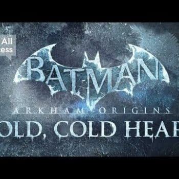 First Look At Batman: Arkham Origins New DLC – Cold, Cold Heart