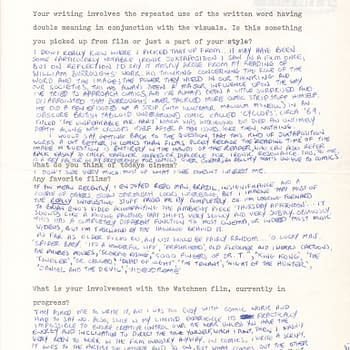 An Alan Moore Interview For £700 &#8211 From 1987