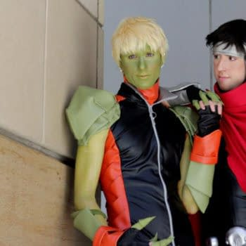 Bleeding Cosplay – From Hulkling & Wiccan To Dragon Ball