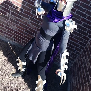 Bleeding Cosplay &#8211 From Shredder To Catbug