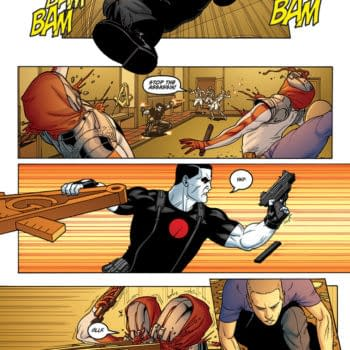 Advanced Look At Archer & Armstrong #18 – Mission: Improbable